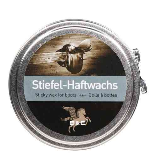 B&E Stiefel Haftwachs Dose 100 ml Lederwachs