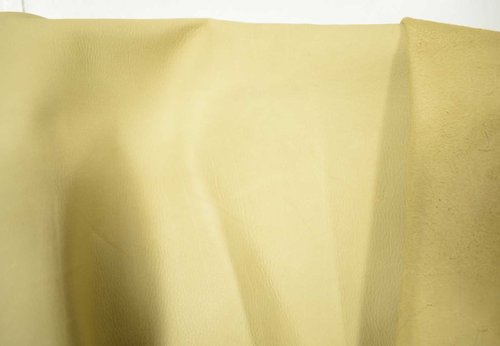 Lammnappa supersoft anilin Lammleder naturfarben beige 0,5-0,7 mm #n207