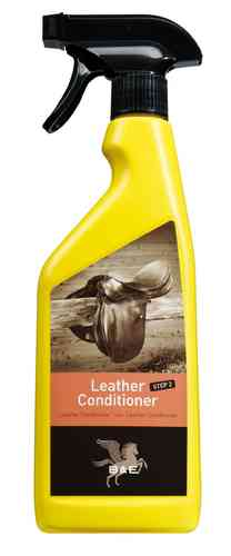 B&E Leather Conditioner Step 2 Spühflasche 100 ml Lederpflege